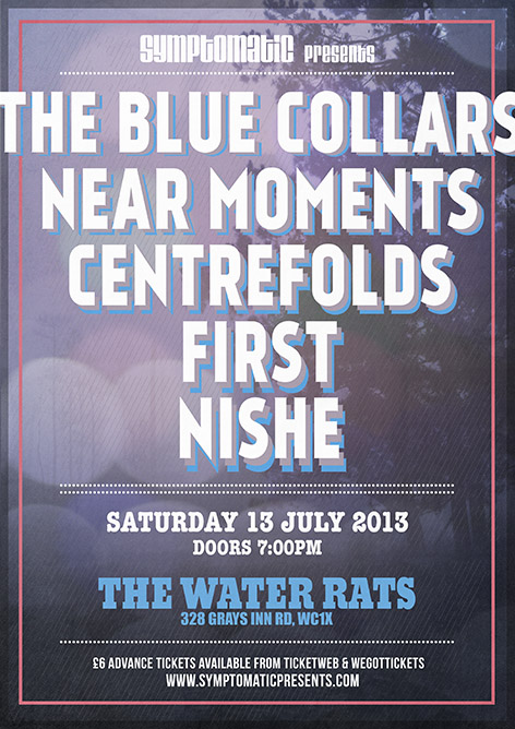 July 13 @ Water Rats